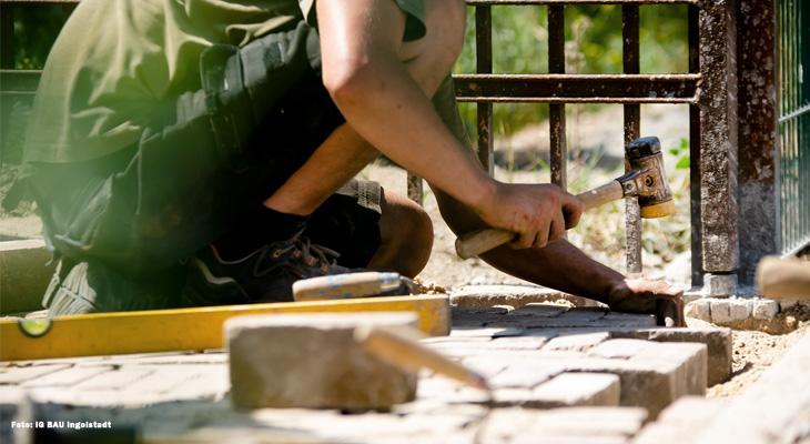 Löhne im Garten- und Landschaftsbau steigen um 5,75 Prozent